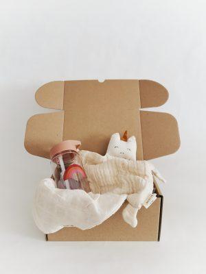caja unicornio botella