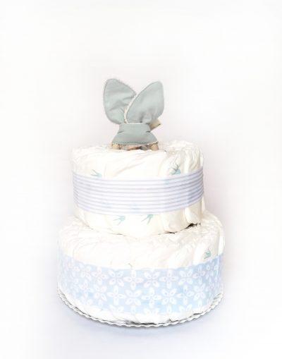 ampliar tarta de pañales